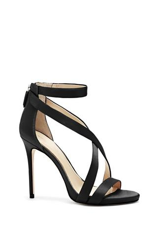 Imagine Vince Camuto Devin - Fabric Crisscross-strap Sandal