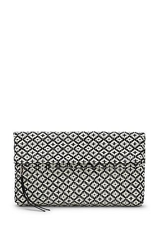 Vince Camuto Vince Camuto Calli- Woven Clutch