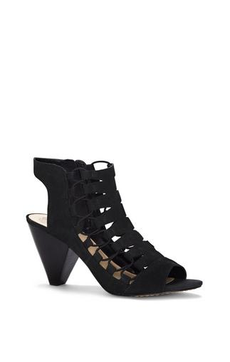 Vince Camuto Eliaz - Cord-accented Cone-heel Sandal