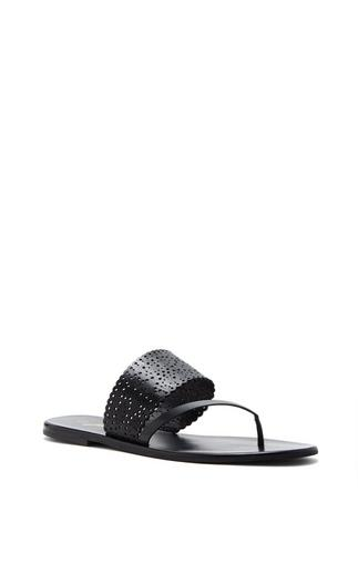 Vince Camuto Vc John Camuto Hope - Perforated Thong Sandal