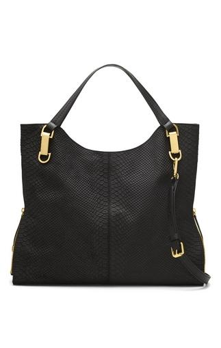 Vince Camuto Riley - Snake-embossed Tote4