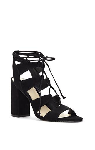 Vince Camuto Winola - Lace-up Cutout Sandal