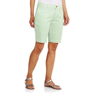 Faded Glory Womens  Chino Short