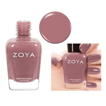 Zoya Nail Polish Lacquer - Naturel Deux (2) Collection - Zp747 - Madeline, 0.5 Fluid Ounce