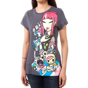 Tokidoki Sweet Dreams Womens T-shirt