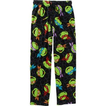 Tmnt Teenage Mutant Ninja Turtles Men's Big Licensed Pant