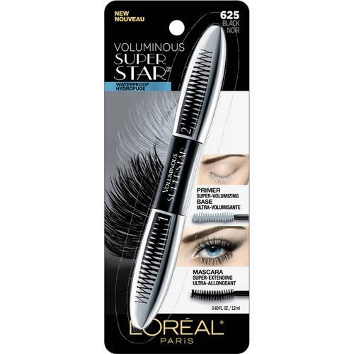 L'oreal Paris Voluminous Superstar Waterproof Mascara