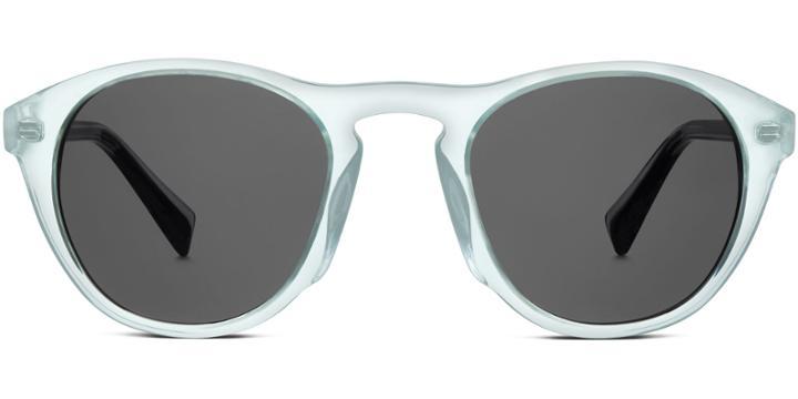Warby Parker Sunglasses - Hammond In Crystal Aqua