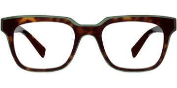 Warby Parker Eyeglasses - Winston In Cognac Tortoise Lagoon