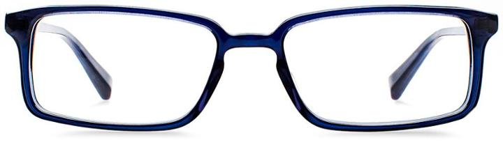 Warby Parker Eyeglasses - Northcote In Catalina Blue