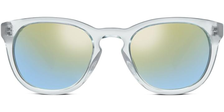 Warby Parker Sunglasses - Ormsby In Crystal Aqua