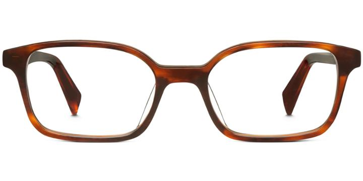 Warby Parker Eyeglasses - Weldon In Sugar Maple