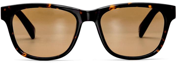 Warby Parker Sunglasses - Madison In Whiskey Tortoise