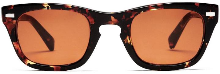 Warby Parker Sunglasses - Neville In Redwood Ash