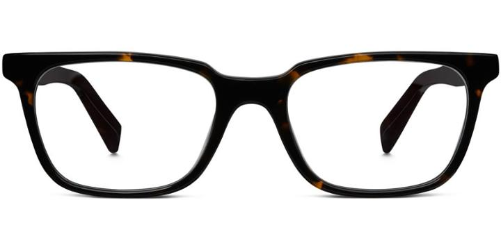Warby Parker Eyeglasses - Wilder In Whiskey Tortoise