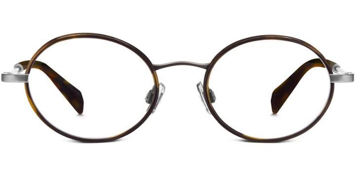 Warby Parker Eyeglasses - Ingles In Striped Sassafras