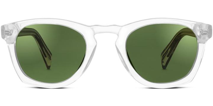Warby Parker Sunglasses - Topper 16 In Crystal