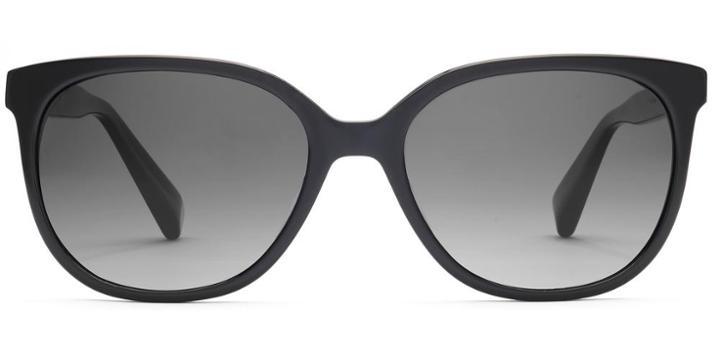 Warby Parker Sunglasses - Raglan In Jet Black