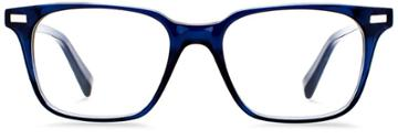 Warby Parker Eyeglasses - Baxter In Catalina Blue