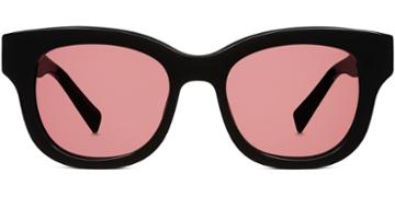 Warby Parker Sunglasses - Barrie In Jet Black