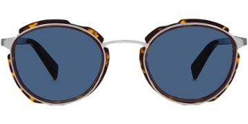 Warby Parker Sunglasses - Grady In Whiskey Tortoise