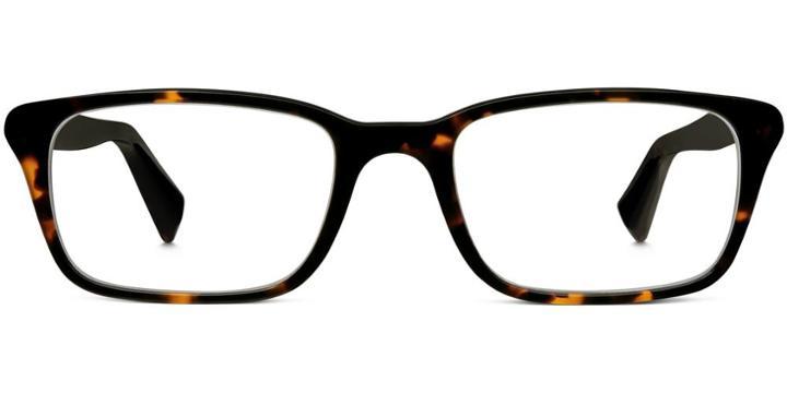 Warby Parker Eyeglasses - Chilton In Whiskey Tortoise