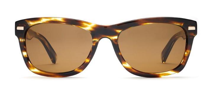 Warby Parker Sunglasses - Thatcher In Striped Sassafras