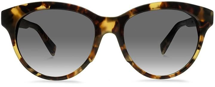 Warby Parker Sunglasses - Piper In Woodland Tortoise