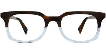 Warby Parker Eyeglasses - Bowen In Eastern Bluebird Fade