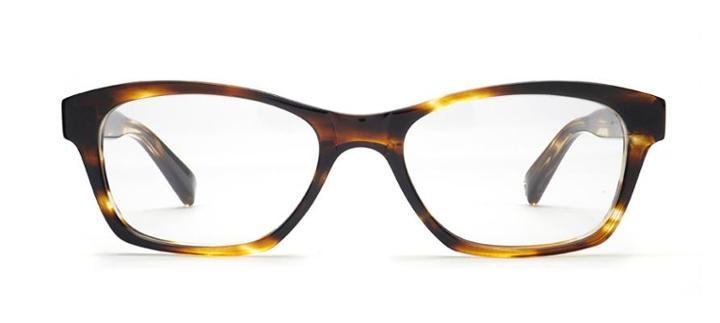 Warby Parker Eyeglasses - Sims In Striped Sassafras
