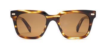 Warby Parker Sunglasses - Winston In Striped Sassafras