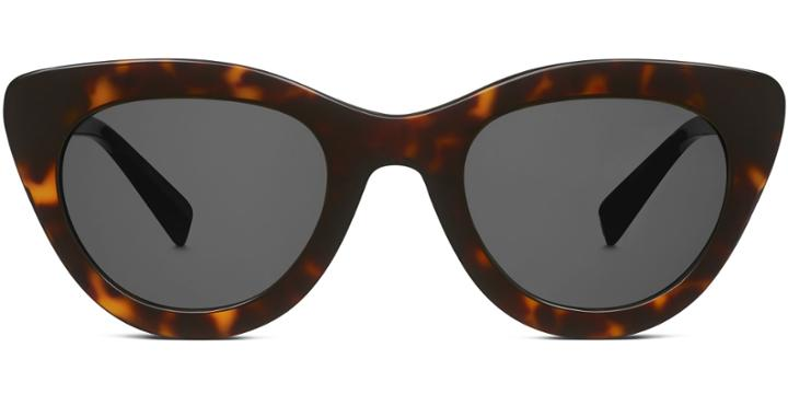 Warby Parker Sunglasses - Dorothy In Cognac Tortoise