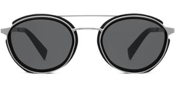 Warby Parker Sunglasses - Reed In Jet Black Matte