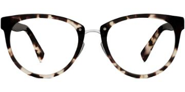 Warby Parker Eyeglasses - Tansley In Pearled Tortoise