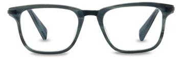 Warby Parker Eyeglasses - Brooks In Striped Pacific