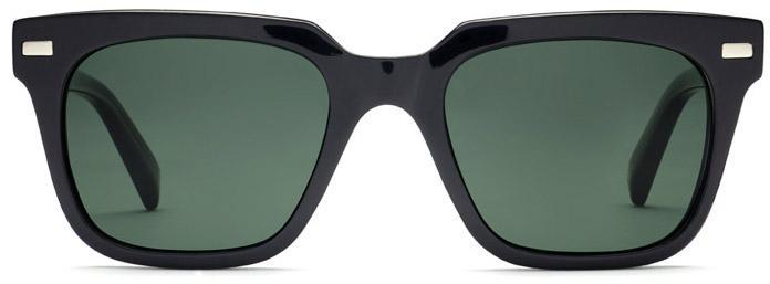 Warby Parker Sunglasses - Winston In Jet Black