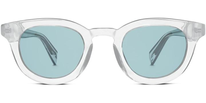Warby Parker Sunglasses - Roland In Crystal