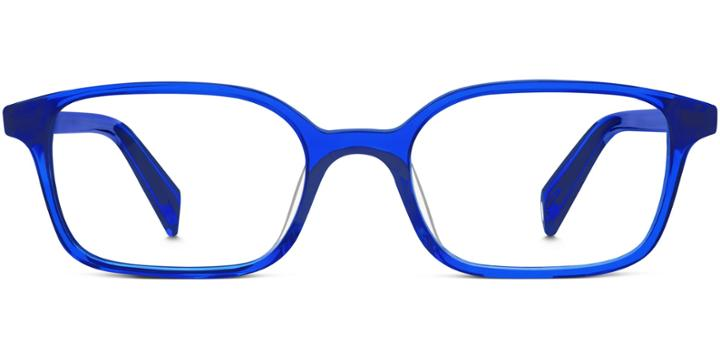 Warby Parker Eyeglasses - Colin In Marina Blue