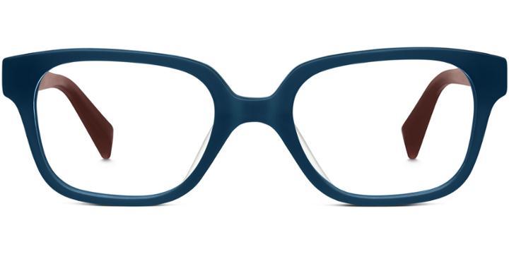 Warby Parker Eyeglasses - Vence In Saltwater Matte