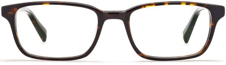 Warby Parker Eyeglasses - Wilkie In Whiskey Tortoise