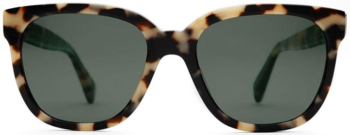 Warby Parker Sunglasses - Reilly In Marzipan Tortoise
