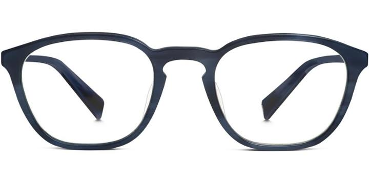 Warby Parker Eyeglasses - Kensett In Atlantic Blue