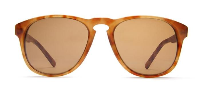 Warby Parker Sunglasses - Griffin In Blonde Tortoise