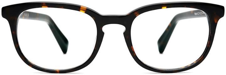 Warby Parker Eyeglasses - Walker In Whiskey Tortoise