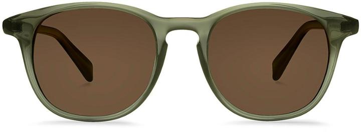 Warby Parker Sunglasses - Edgeworth In Sage