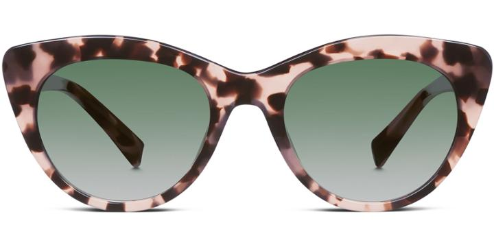 Warby Parker Sunglasses - Tilley In Petal Tortoise
