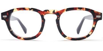 Warby Parker Eyeglasses - Fillmore In Redwood Ash