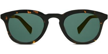Warby Parker Sunglasses - Downing In Whiskey Tortoise