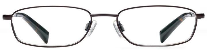Warby Parker Eyeglasses - Raleigh In Brushed Bark