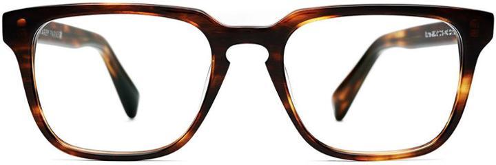 Warby Parker Eyeglasses - Burke In Sugar Maple